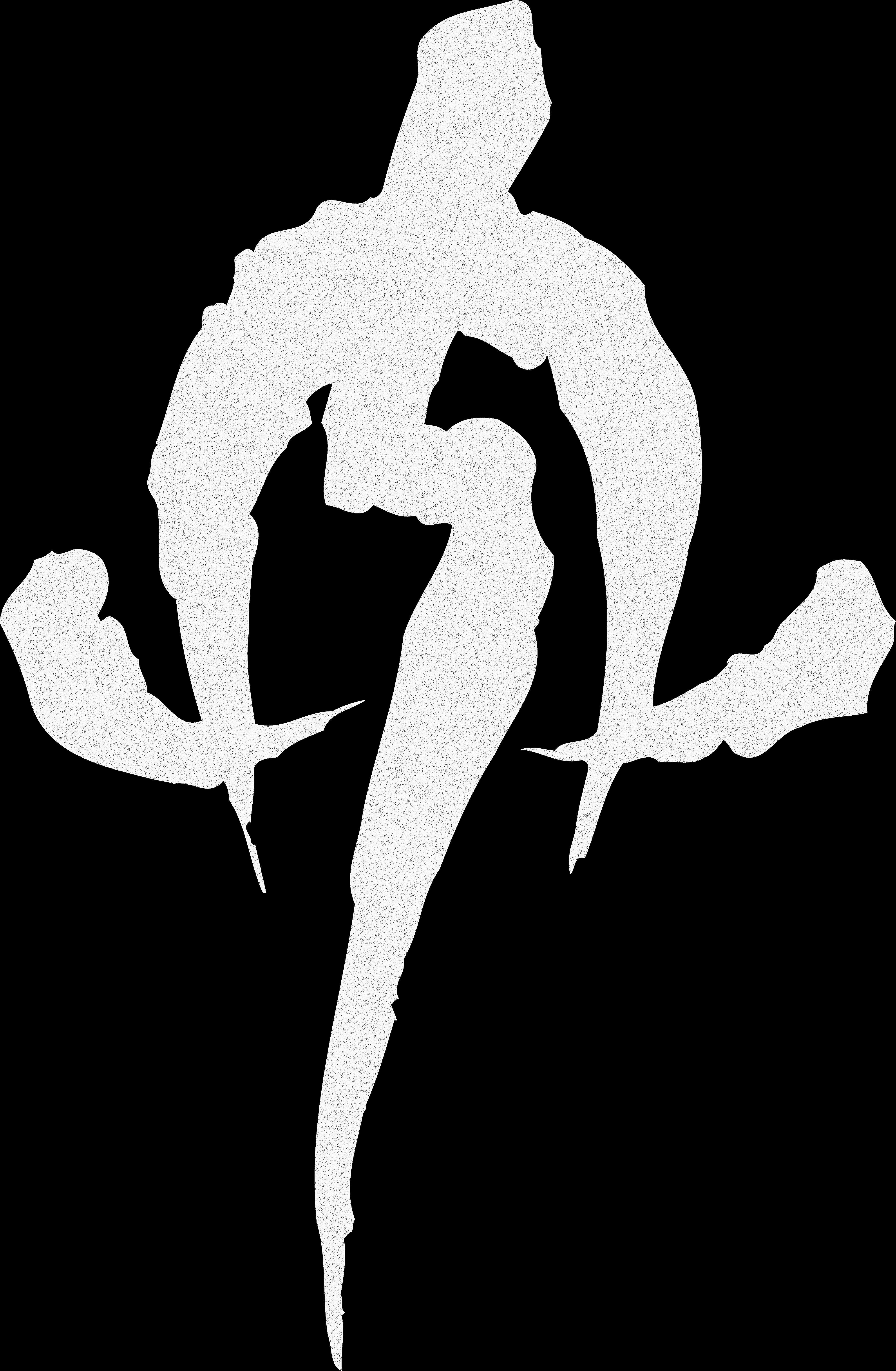 Schwarze Furien Glyphe